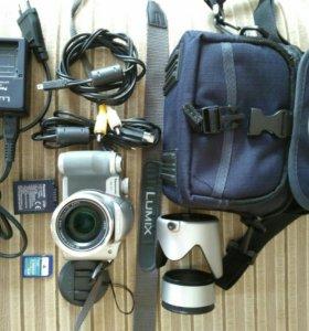 Цифровая камера Panasonic DMC-FZ7