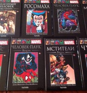 Комиксы Marvel(коллекция hachette)