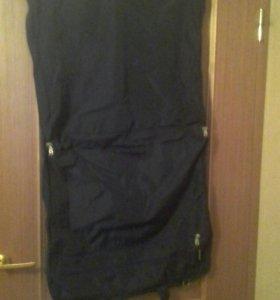 Вешалка-упаковка для одежды