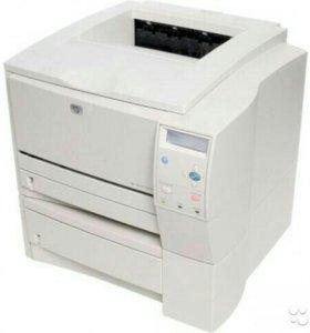 Принтер лазерный с духстор.печатью