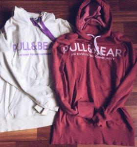 Толстовки pull&bear