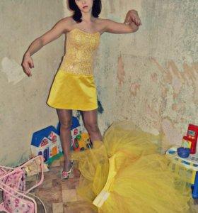 Платье для выпускного, фотосессии