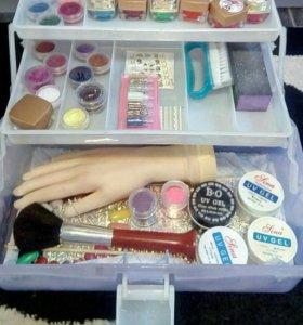 Кейс ногтевого мастера