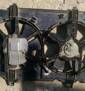 Продаётся охлаждение радиатора Nissan R'nessa