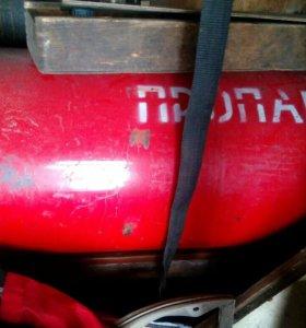 Газовое оборудование 100 л.