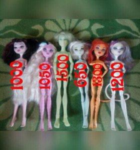 Куклы Монстер Хай/Monster High