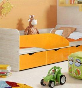 Кровать БРИЗ-3