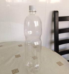 Бутылка ПЕТ 1.5л