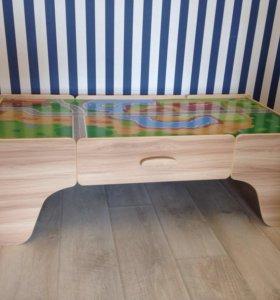 Детский игровой стол