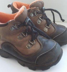Ботинки нат. кожа