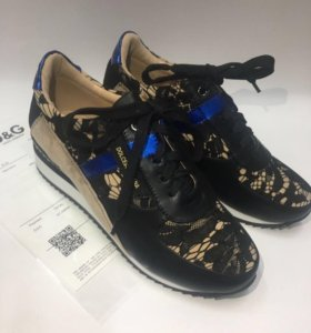 Dolce & Gabbana кроссовки 🐨