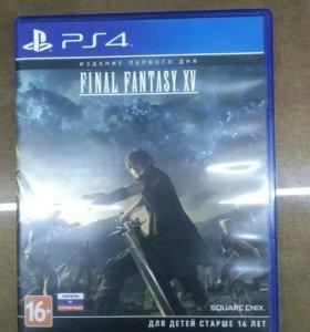 Игра для PS4 Final Fantasy XV