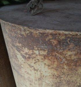 Бочки из толстого метала
