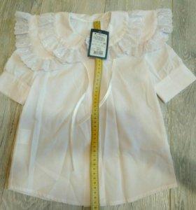 Перемена Школьная блузка 122-128