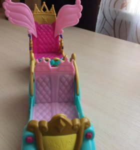 Автомобиль для пони