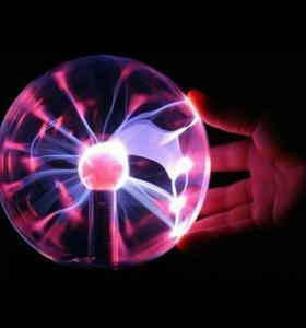 Светильник плазма.