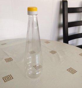 Бутылка ПЕТ 0.5л