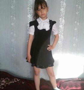 Школьная одежда для девочек.