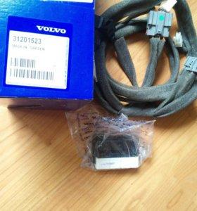 Комплект для Bluetooth usb/ipod Volvo s40,c30,v50