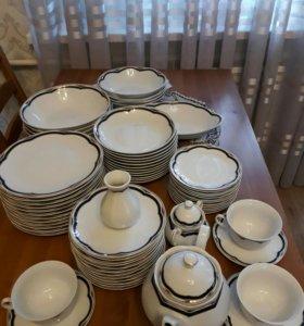Сервиз столовый-чайный