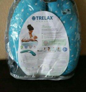 Ортопедическая подушка для беременных и кормящих