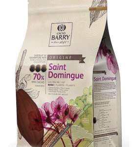 Шоколад кувертюр Origine Saint Domingue 70%