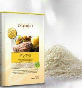 Какао масло MyCryo 0,6 кг. Barry Callebaut