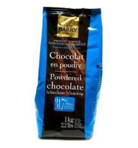 Шоколадный порошок для горячего шоколада