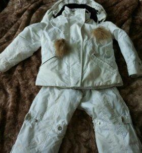 Зимний костюм монклер
