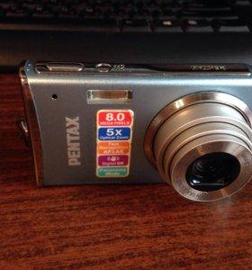 Фотоаппарат Pentax optimo m50