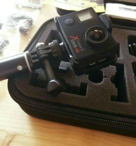 Экшен камера campark extreme 2