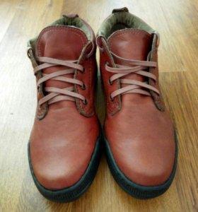 Пошив кожаных ботинок по индивидуальной колодке