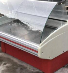 "Холодильная витрина ""Интэко Мастер"" б/у"