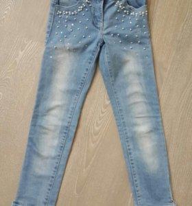 Продам джинсы Miss Grant рост 128-134