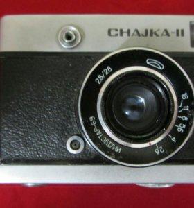 Чайка II фотоаппарат