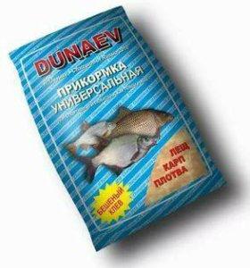 """Прикормка """"dunaev"""" Универсальная"""