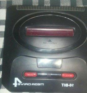Sega Mega Drive 4 16-bit
