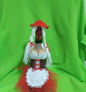 Красная шапочка на мальчишник или подарок мужчине