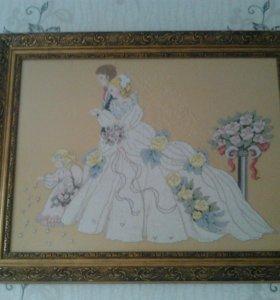 Свадебная картина