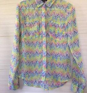 Рубашка женская, легкая