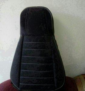 Комплект чехлов на Ваз 2110, Приора.
