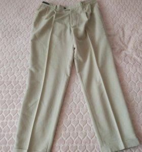 Мужские фирменные летние брюки, штаны 54р XXL