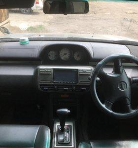 Nissan X-Trail (2002 года)