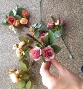 Исскуственные цветы