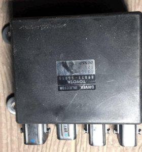 Блок управления инжектором Lexus IS 250/350/300H