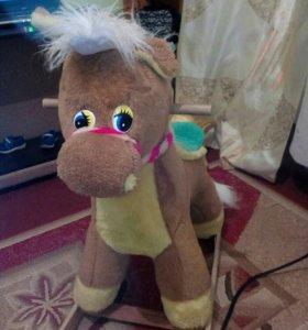 Качалка-лошадка
