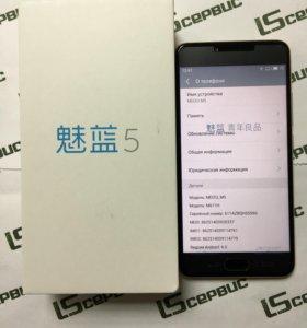 Meizu m5 16GB новый
