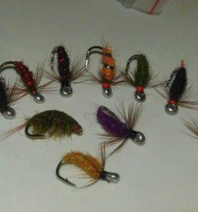 Рыболовные мухи