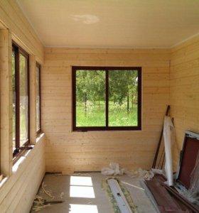 Строительтво домов, коттеджей