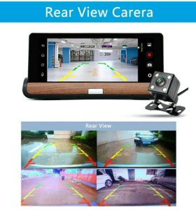 Навигатор с GPS-навигацией и видеорегистратор